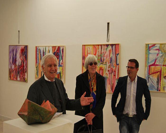 Inaugurata al DAMA Museum di Capua la personale di Gisela Robert