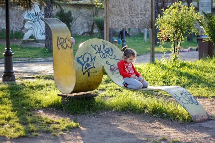 Parco delle Sculture distrutto, a giugno CAM_Rimozione Forzata