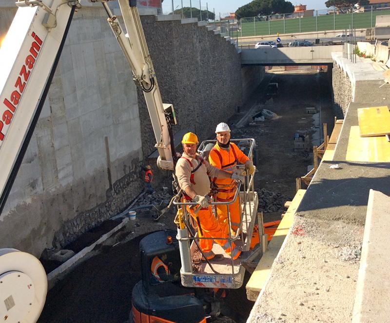 Autostrada Napoli/ Salerno: giovedì inaugurazione del sottopasso Bellavista (Portici)