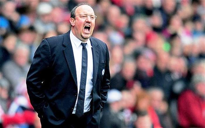 """Rafa Benitez: """"Dobbiamo vincere per blindare il terzo  posto, poi la Coppa Italia"""""""