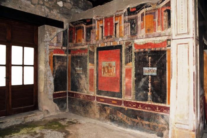 Assalto agli Scavi di Pompei, le tre Domus superstar del fine settimana