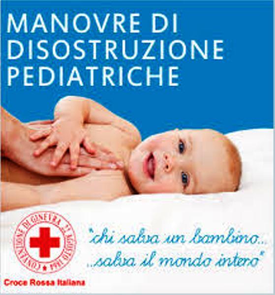 """""""Le tue mani per la vita"""": lezione interattiva sulle manovre di disostruzione pediatrica"""