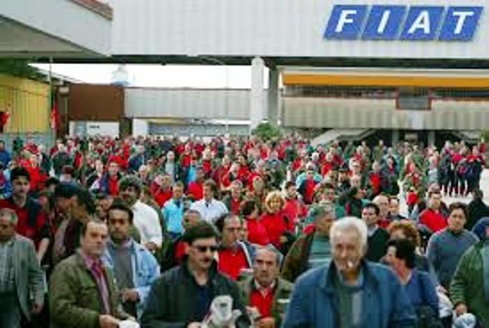 """Classe Operaia scrive alla Regione Campania: """"Integrate i Contratti di solidarietà dello stabilimento Fiat G.B. Vico"""""""