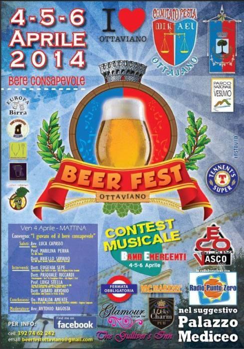 Ottaviano, week end di festa e confronto: birra, musica e…bere consapevole
