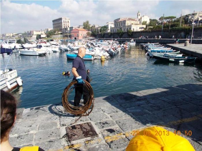 Waterfront di Portici: via libera ai lavori