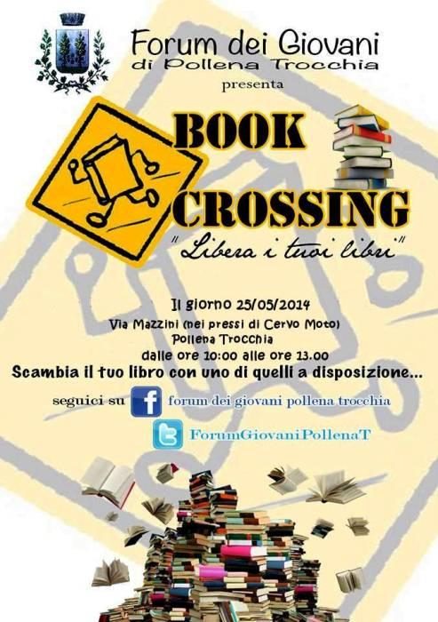 Itinerante a aggregativo: nuovo appuntamento col Book Crossing made in Pollena Trocchia.