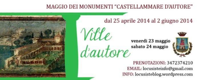 Il week end del Maggio dei Monumenti a Castellammare di Stabia