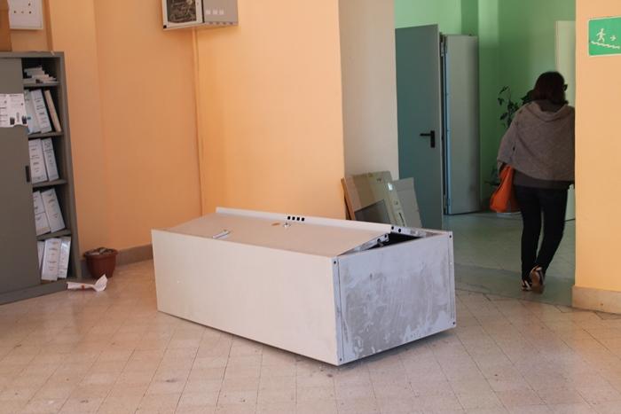 Pomigliano – furto a scuola, rubato materiale informatico per 50mila euro