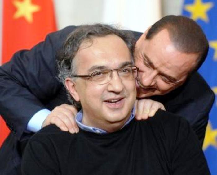 Marchionne sulla Fiat di Pomigliano: c'è tutto l'impegno a non licenziare