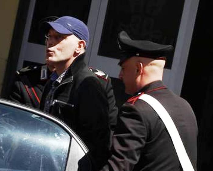 Arrestato dai Carabinieri il reggente del Clan Fabbrocino: Francesco Maturo è stato bloccato ad Angri armato di due pistole
