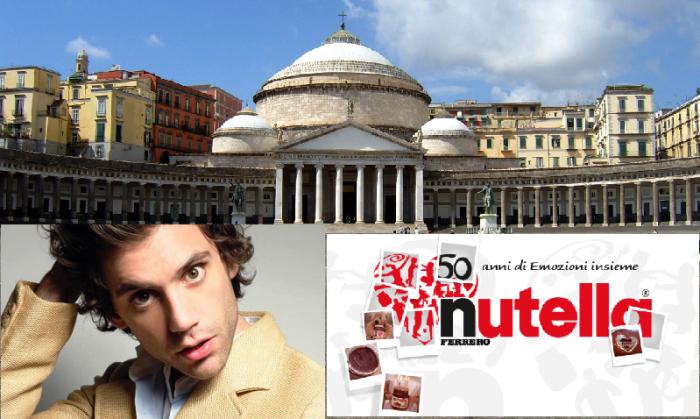 50 anni di Nutella,c'è l'ok per il concerto di Mika