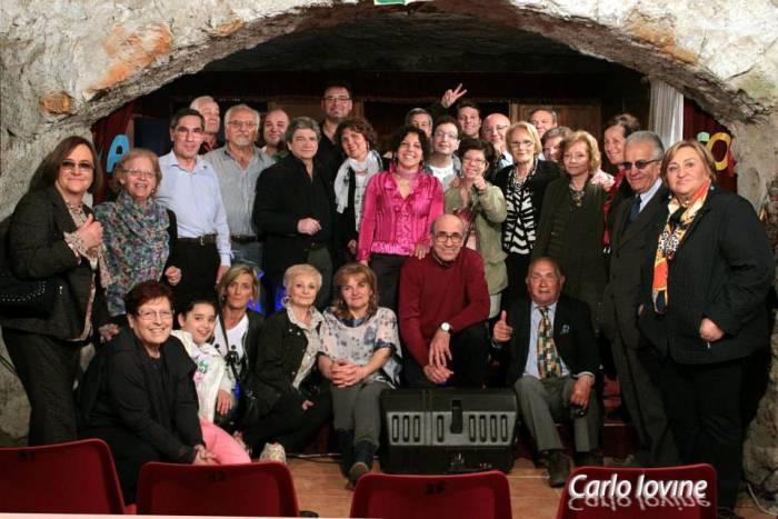 Ancora grande arte e Cultura nel salotto Donizetti di Carmen Percontra