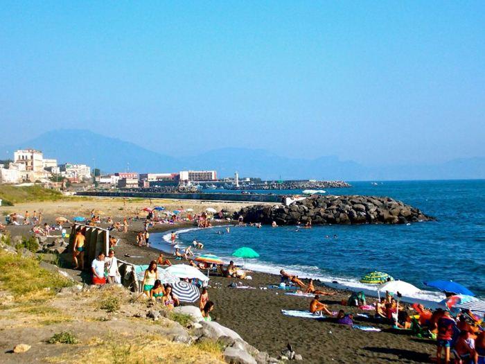 Lungomare di Portici: al via la gara d'appalto per la riqualificazione della costa porticese