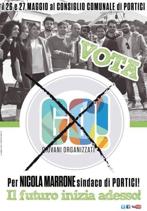 """Portici. Politica """"al veleno"""": Mauro Mazzone (GO!) risponde alle accuse dell'ex """"giovane organizzato"""", Alessandro Fimiani"""