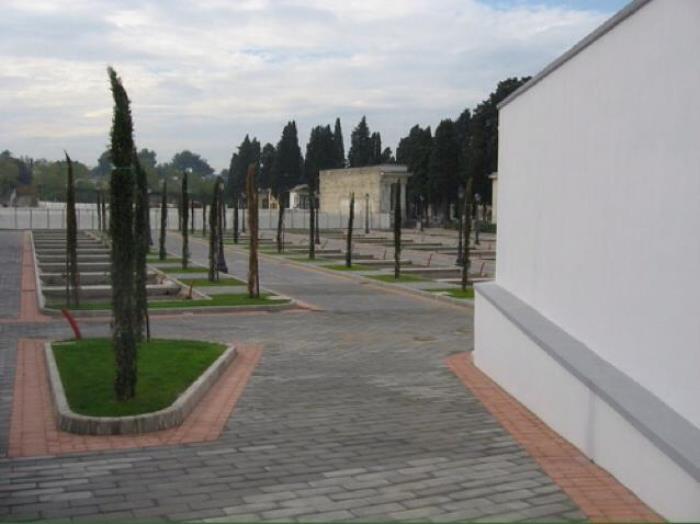 Servizi cimiteriali, giovedì prossimo la consegna del nuovo campo di inumazione. Effettuati  lavori di messa in sicurezza