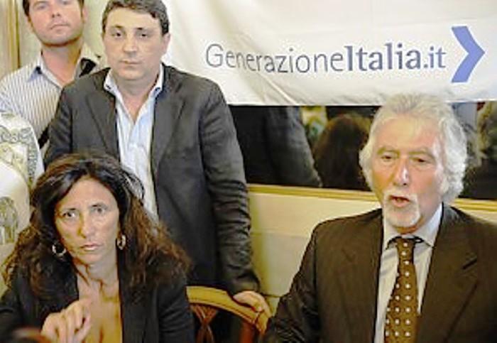 Lui accusa Forza Italia di non averlo sostenuto alle Europee, la compagna entra in Giunta con Caldoro