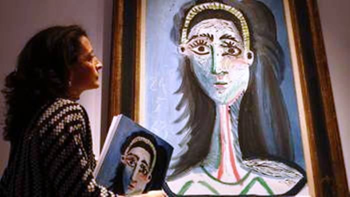 Picasso in mostra a Sorrento: fino al 12 ottobre le opere da tutto il mondo