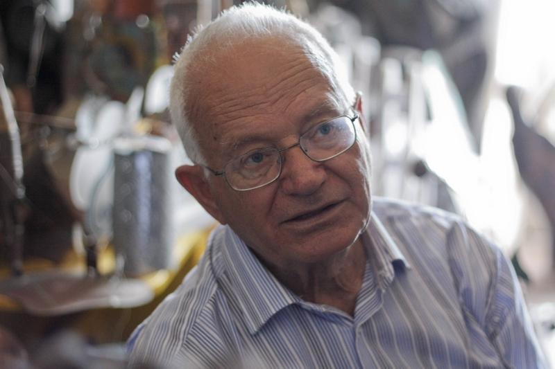 Riccardo Dalisi, pronto a lavorare gratis per tutelare la Rotonda dei Mesi a Pomigliano