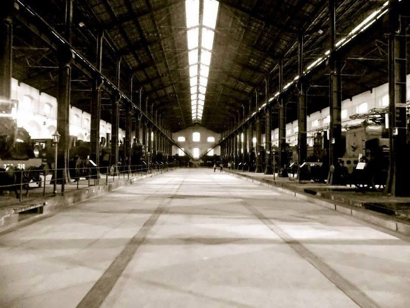 Il Museo ferroviario di Pietrarsa aperto per tutta l'estate