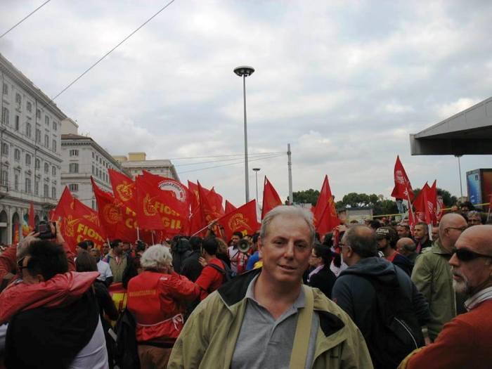 Fiat, in Cassa integrazione da sei anni: Antonio Frosolone è al terzo giorno di sciopero della fame