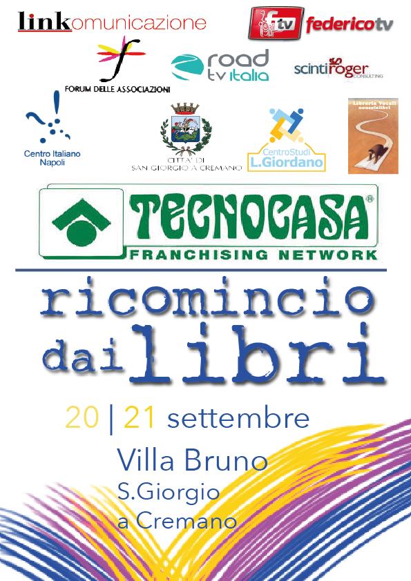 """A San Giorgio """"Ricomincio dai libri"""": la prima fiera del libro dedicata a Massimo Troisi"""