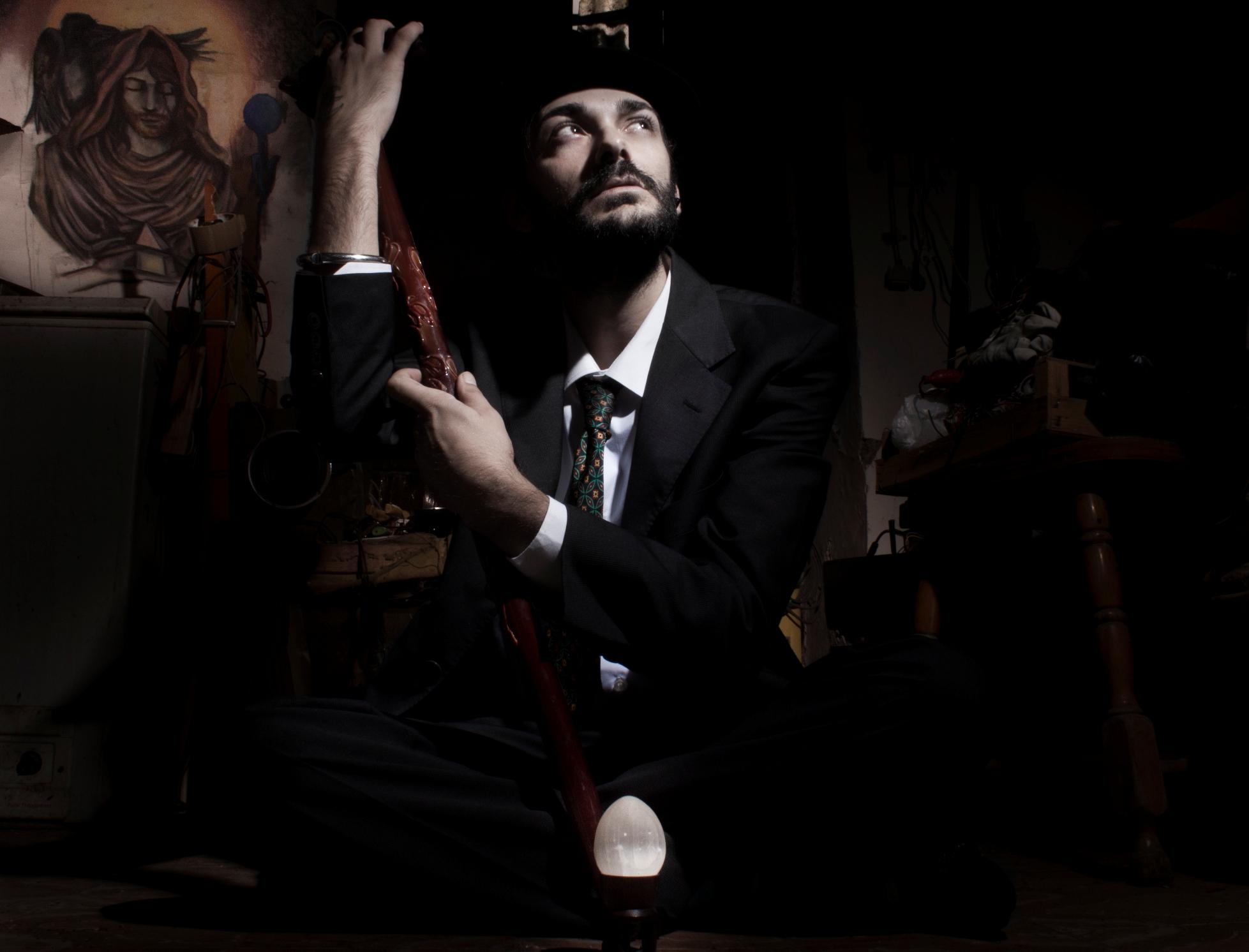 Enrico Manzo, scopritore dell'anima