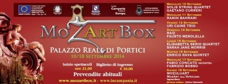Al Palazzo Reale di Portici, riparte il Mozart Box
