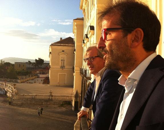 Uniti per salvare la Reggia di Portici: De Luca, Sgarbi, e Pittella rispondono all'appello del sindaco Nicola Marrone