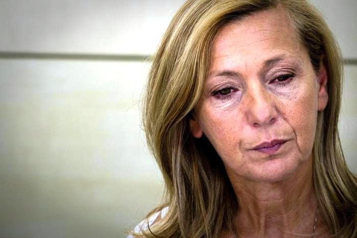 """Napoli-Roma, prima della partita infuocata, parla la mamma del povero Ciro Esposito: """"Sia un incontro di pace!"""""""