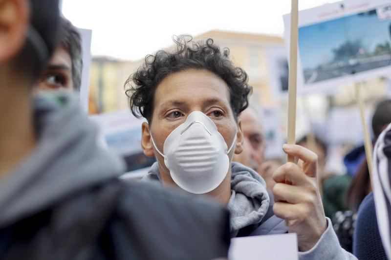 """Seconda mobilitazione Terra dei Fuochi: di nuovo in piazza per dire """"Stop ai roghi tossici"""""""
