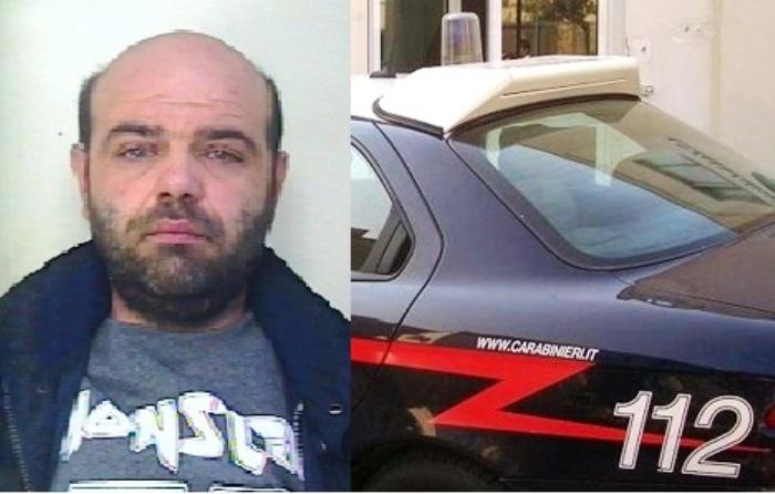 Era ricercato per estorsioni col clan Mazzarella, va dai genitori e i carabinieri lo arrestano