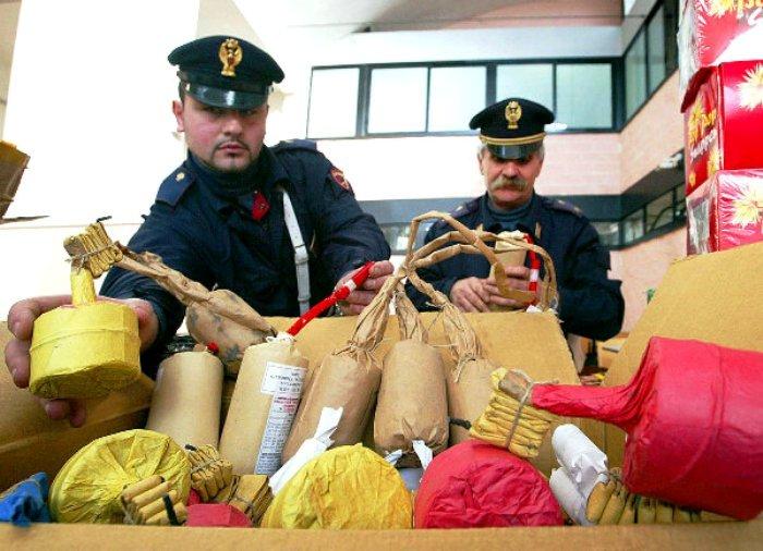 Ordinanze contro i botti di capodanno: in campo i sindaci di San Giorgio, Portici ed Ercolano