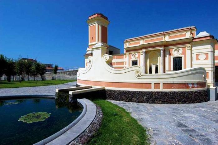 Un bando per affidare Villa Favorita a Ercolano ai privati, fino a 50 anni