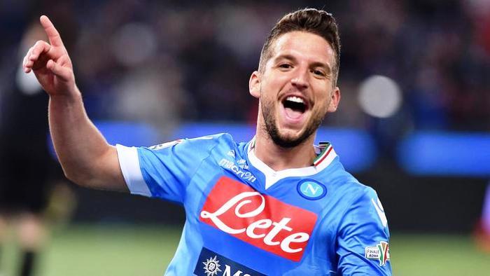 Mertens convocato: è pronto per sfidare stasera la Sampdoria a Genova