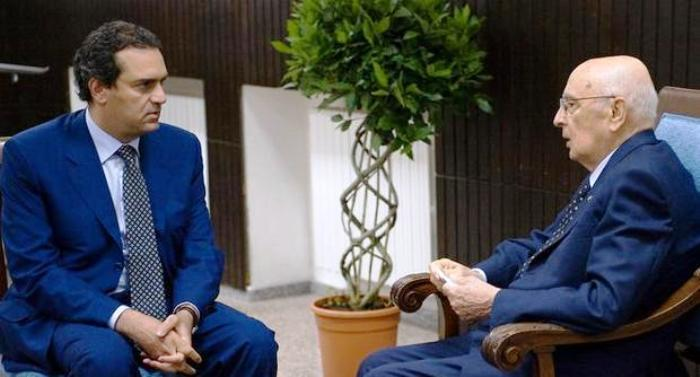 "Luigi de Magistris a Radio 2 Rai: ""Non rimpiangerò il presidente Napolitano"""