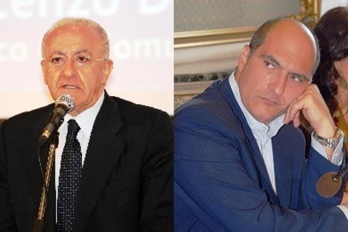 De Luca, Cozzolino e la Saggese contro il dictat di Renzi sulle primarie e invitano alla competizione anche Gennaro Migliore