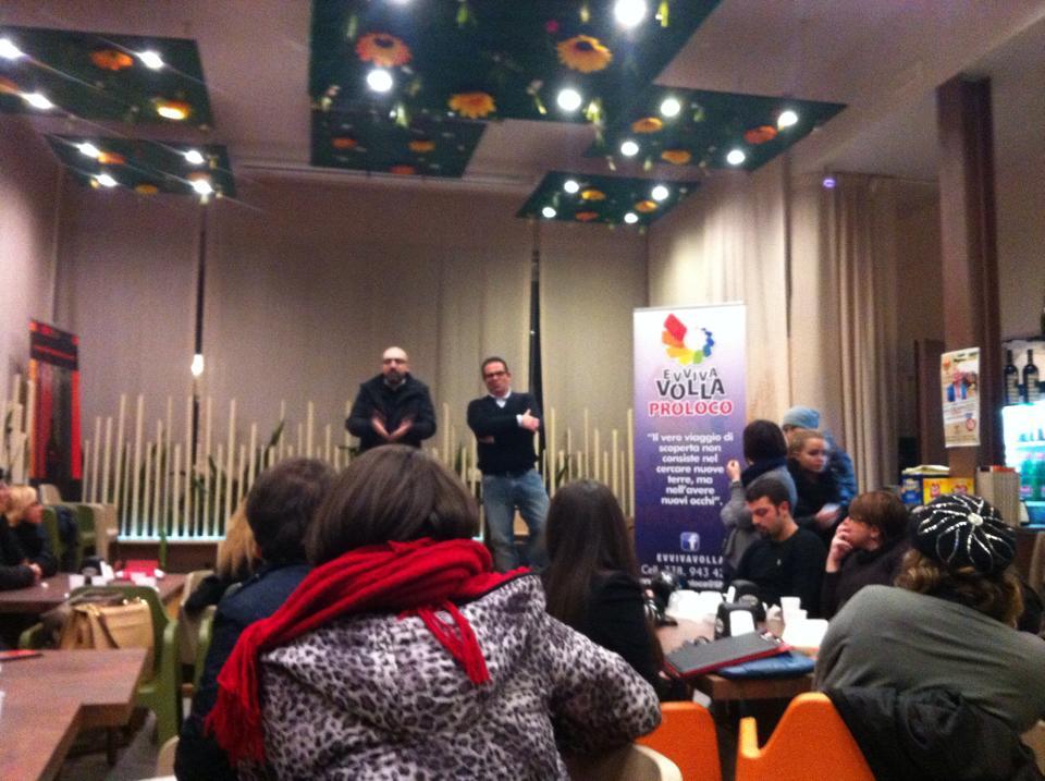 """Protocollato il programma annuale della nuova Pro Loco """"Evviva Volla"""""""