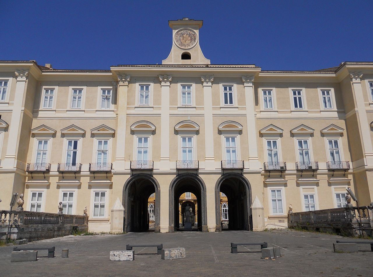 Lavori PIUEuropa Portici: Una nuova piazza verrá realizzata all'esterno di Palazzo Reale