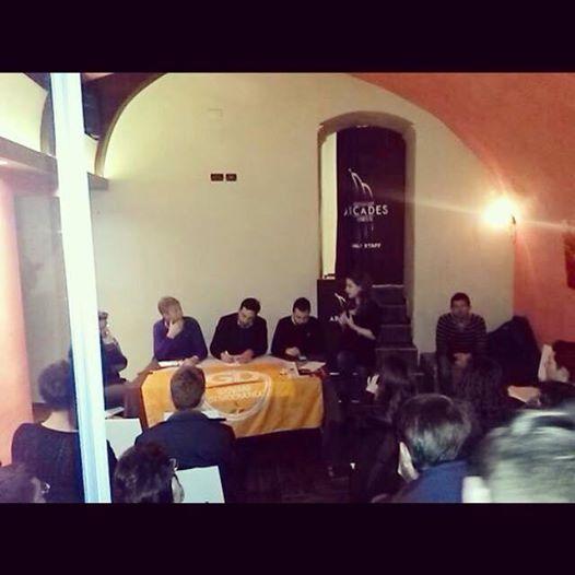 Giovani Democratici di Portici: ecco la nuova segreteria. I GD ripartono da Francesca Scarpato e da Antonio Bibiano.