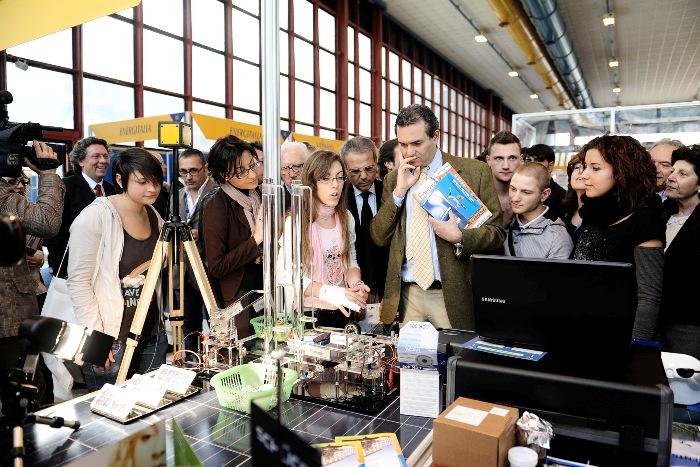 EnergyMed nel piano Export Sud: molti buyers a Napoli per la mostra sulle fonti rinnovabili