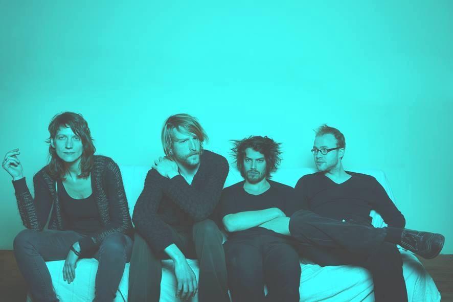 Dal Belgio arrivano gli Yuko e presentano a CPA Live il loro terzo album.