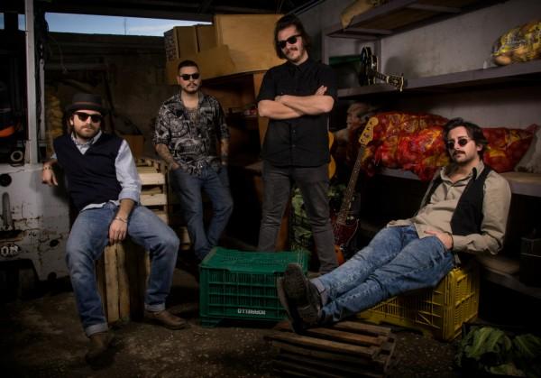 L'album d'esordio dei Thelegati, un omaggio in napoletano al Blues di Chicago