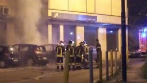 Portici. Incendio nella notte a Via Libertà. Non da escludere la pista dolosa