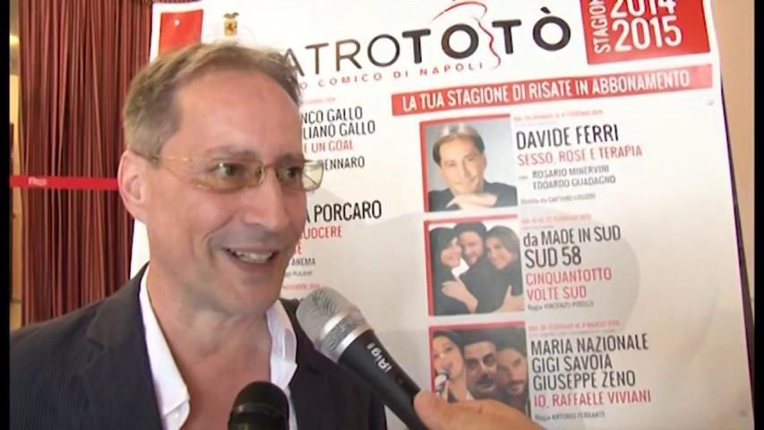 Partono le audizioni per lo storico Teatro Totò