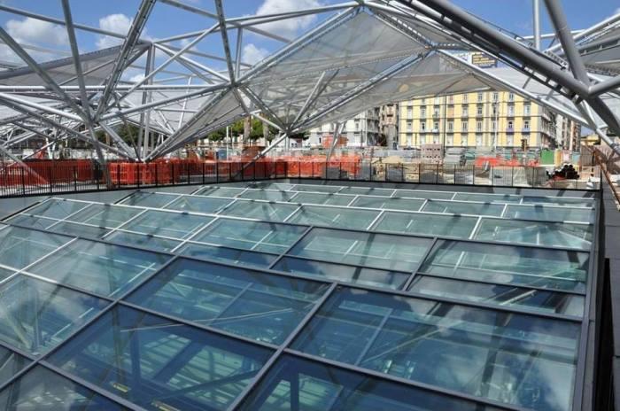 Venerdì l'inaugurazione dell'asse attrezzato della Stazione di Piazza Garibaldi. Finalmente