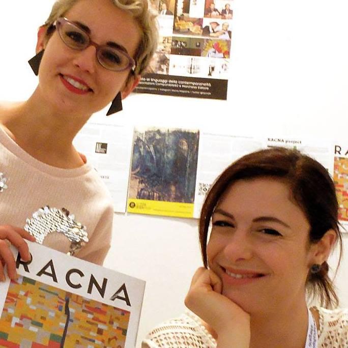 Racna Magazine a Napoli Arte Fiera: dal web all'edizione cartacea