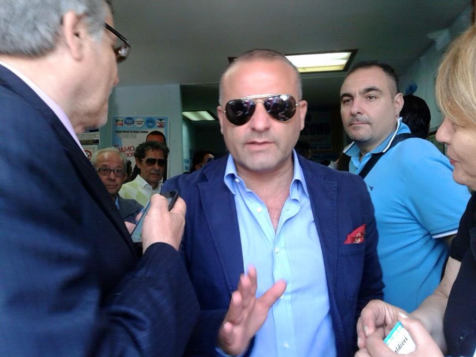 SAN GIORGIO A CREMANO. Nessun voto favorevole al bilancio da parte del consigliere di Forza Italia, Ciro Di Giacomo.