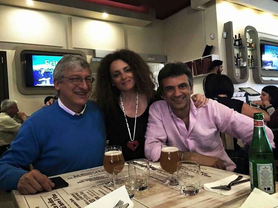 Marco Esposito presenta a San Giorgio a Cremano Mo' la lista civica per mettere il Sud al centro di tutto, senza padrini e senza padroni