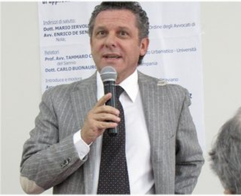 """Munnezza Connection a Ottaviano: tutti assolti perchèp il """"fatto non sussiste"""", respira l'ex sindaco Mario Iervolino"""