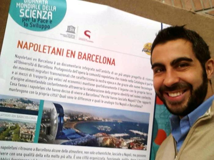 Napoletani en Barcelona, a Bagnoli la presentazione del documentarista e sociologo Marco Rossano